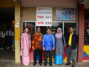 Kolej Sinar at SMK Tun Haji Abdul Malek