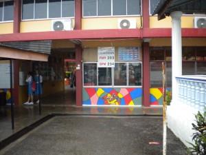 Kolej Sinar at Sekolah Menengah Kebangsaan Tun Haji Abdul Malek