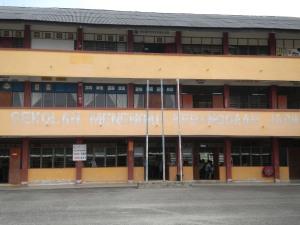 Kolej Sinar at Sekolah Menengah Kebangsaan Jasin