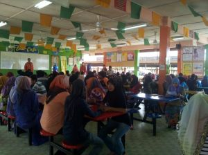 Sinar College at SMK Seri Tanjung