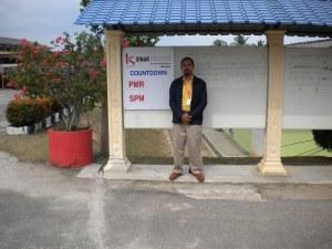 Sinar College Sponsors SMK Seri Mahkota