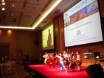 Performance during MTA Annual General Meeting