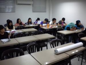 English Workshop at Melaka