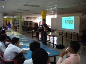 ACCA Talk at SMK Pernu