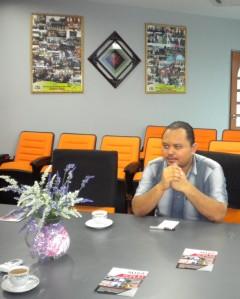 Sinar College at Invest Melaka