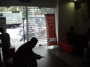 Sinar College at Post Office Batu Berendam