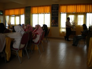ACCA Talk at SMK Gemereh