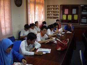 Pelajar SMK Sultan Mansor Shah