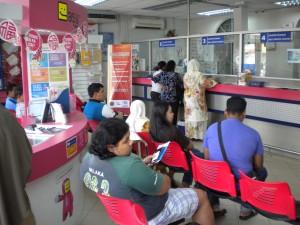 Kolej Sinar at Pejabat Pos Alor Gajah