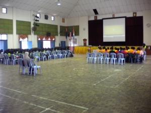 Kolej Sinar at SMK Seri Kenangan