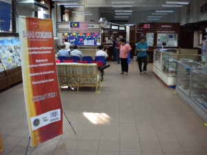 Post Office at Bandar Hilir