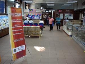 Post Office at Bandar Hilir
