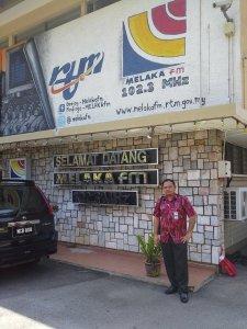 Sinar College at Melaka FM