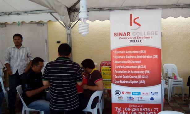Kolej Sinar at AEON Melaka